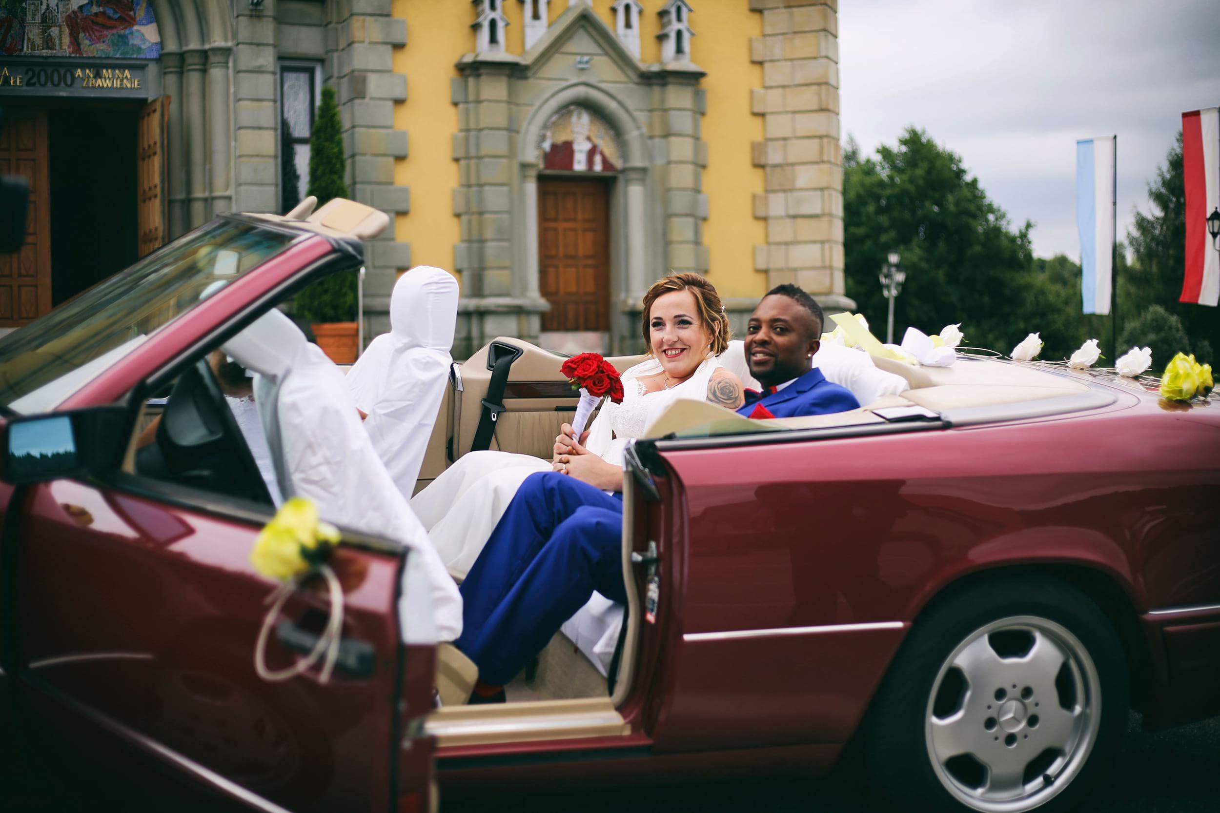 zagraniczny ślub i wesele